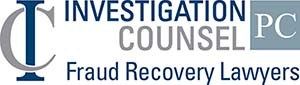 Investigation Counsel Fraud Recovery Lawyers